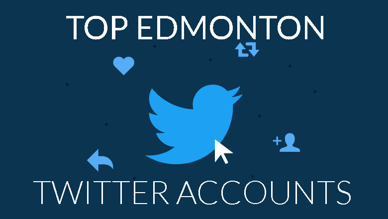 Top Edmonton Twitter Accounts